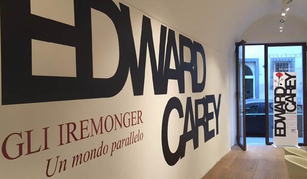 """Edward Carey: """"Gli Iremonger. Un mondo parallelo"""""""