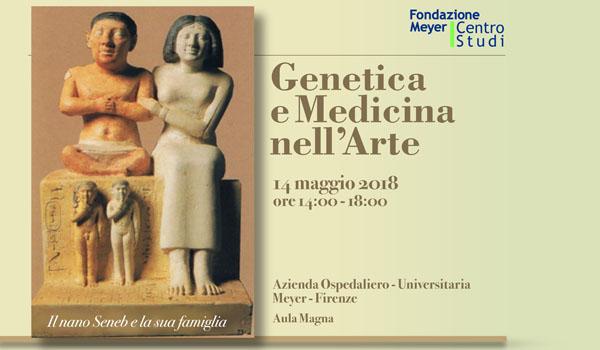 Genetica e Medicina nell'Arte