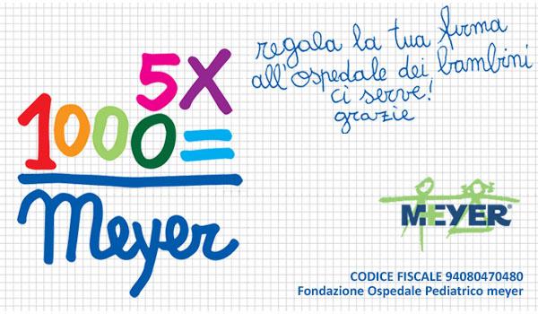 5x1000 = Meyer