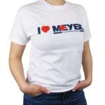 Tshirt I Love Meyer adulto-13