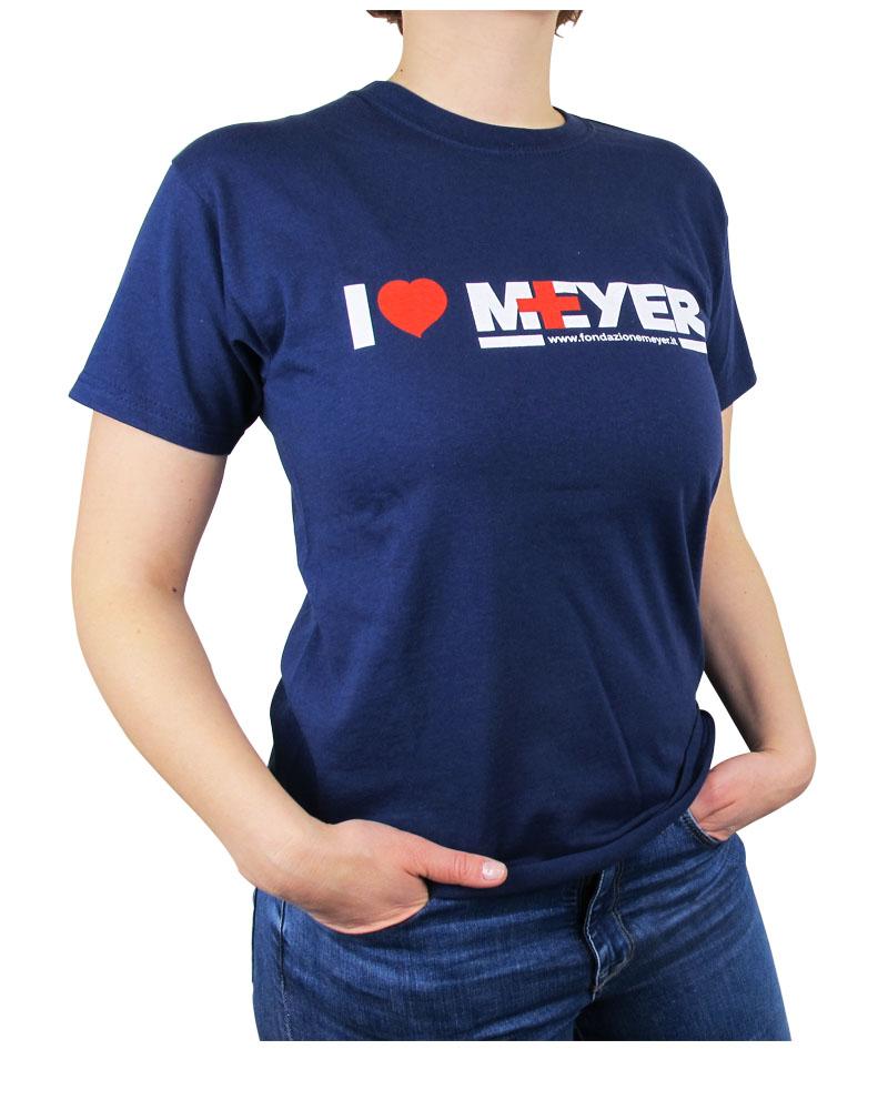 Tshirt I Love Meyer adulto