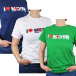Tshirt I Love Meyer adulto-10