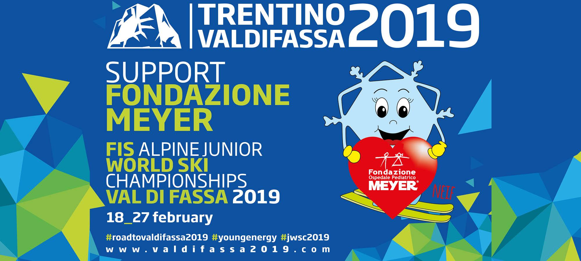 Campionati del Mondo Junior di Sci Alpino 2019