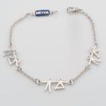 Bracciale MEYER argento-10