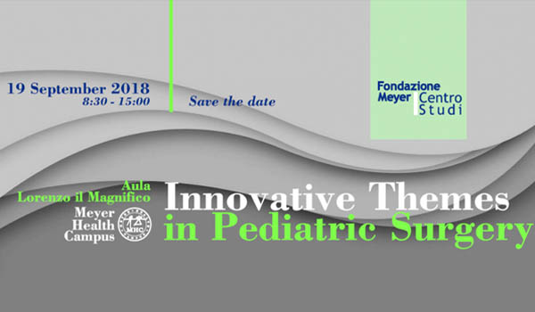 L'innovazione nella chirurgia pediatrica