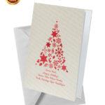 Biglietto pregiato con albero rosso (BP02)-10