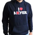 Felpa I Love Meyer-10
