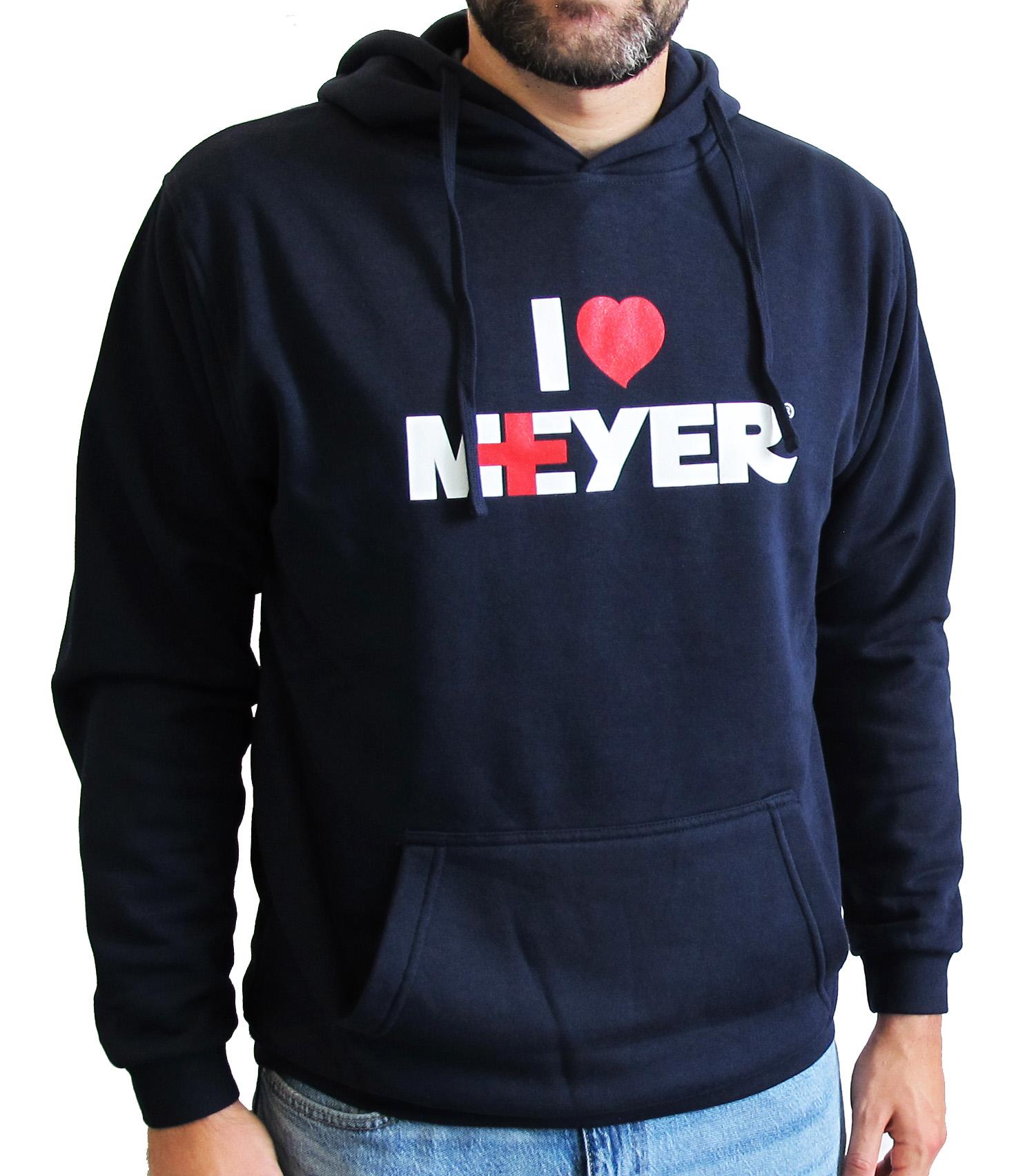 Felpa I Love Meyer