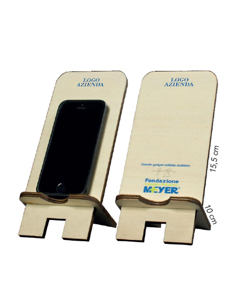 Porta cellulare in legno (PC01)