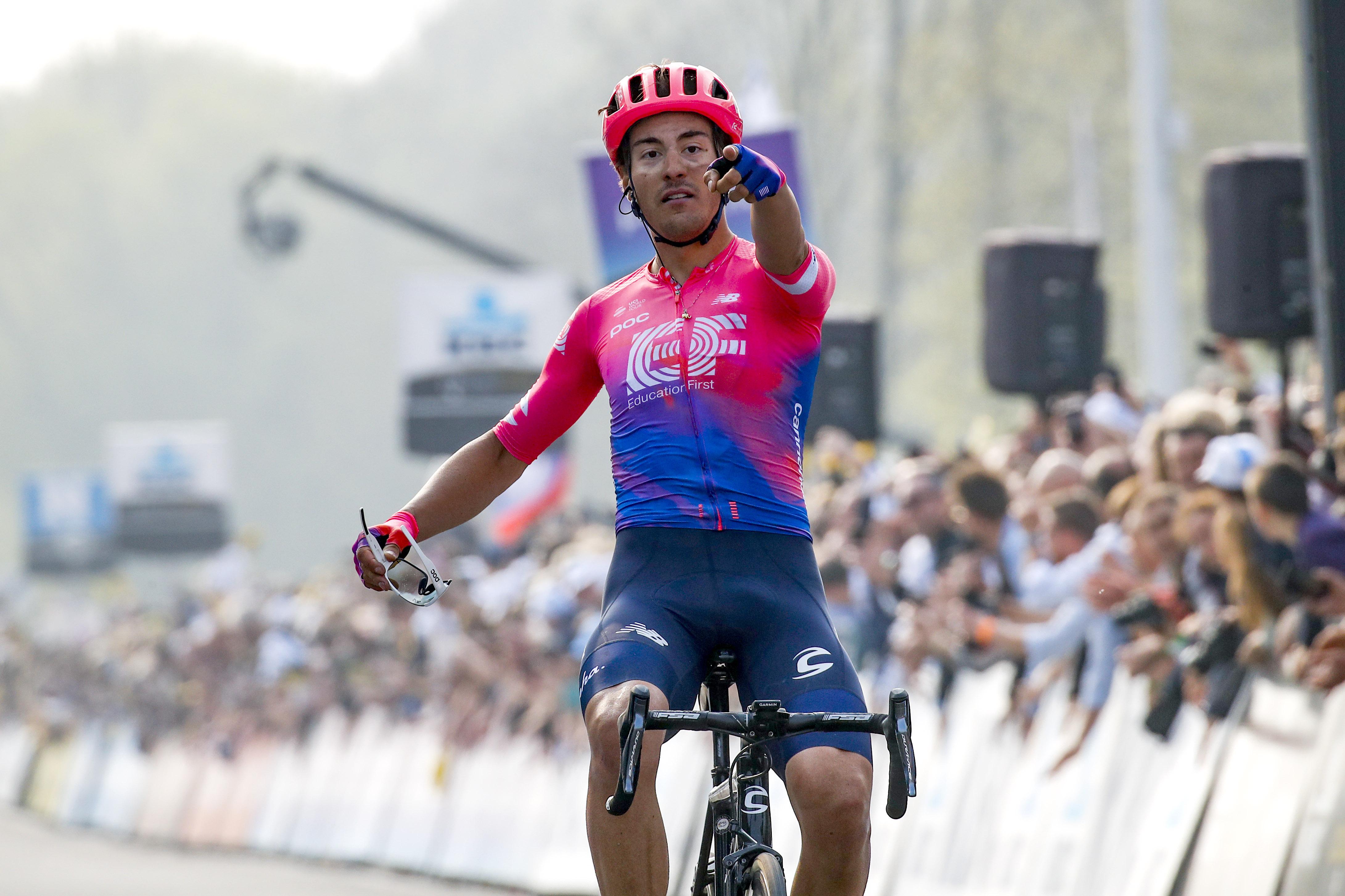 Alberto Bettiol, in occasione del Giro delle Fiandre, promuove un'asta di solidarietà per il Meyer